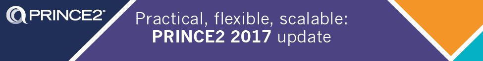 PRINCE2 2017 Update AXELOS